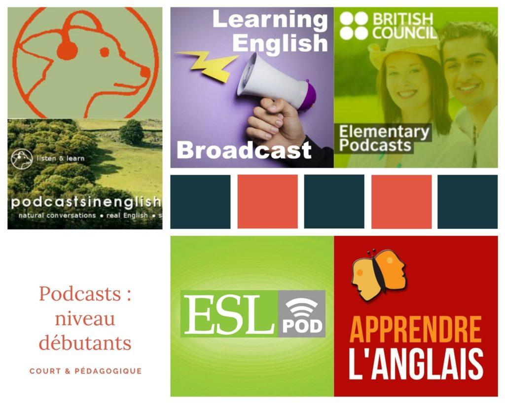 Progresser en anglais niveau débutant compréhension orale
