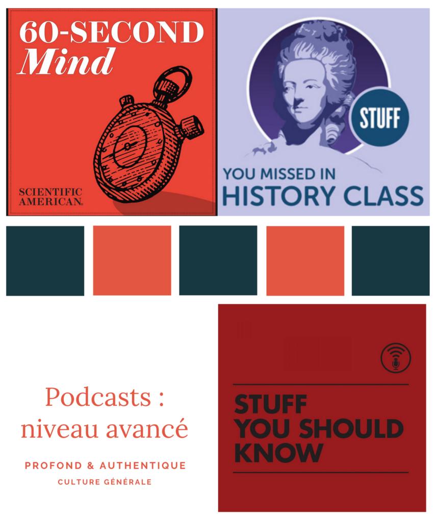 Progresser grâce à des podcasts en anglais spécialisés scientifiques