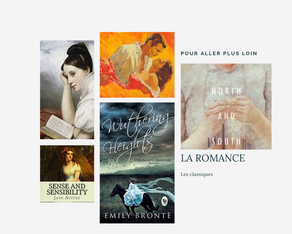 Lire en anglais pour augmenter son niveau : suggestions lecture romance